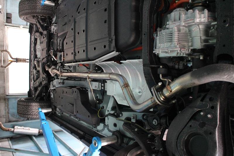 レクサス RX450H ワンオフ マフラー 【型式:】