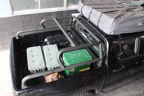 ハイラックス ロールバーVer.2用セパレートバー 【3DF−GUN125】
