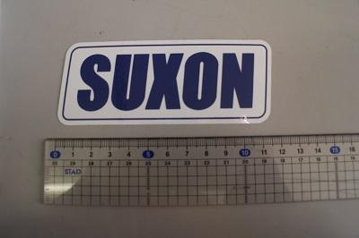 SUXONステッカー 【パターン1】