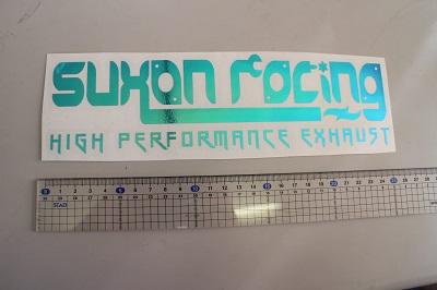 SUXONステッカー 【パターン3】 (大サイズ)