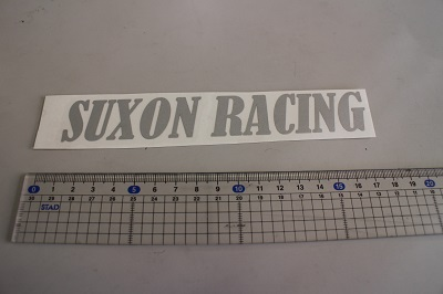 SUXONステッカー 【パターン7】