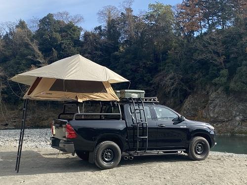 トヨタ 125ハイラックス外装パーツ3点セット