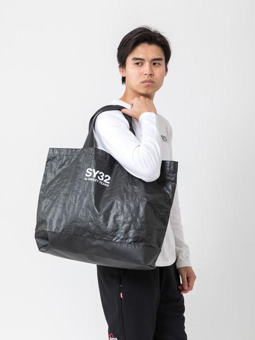 【LINNELL'S】×TARPAULIN SHOPPING BAG
