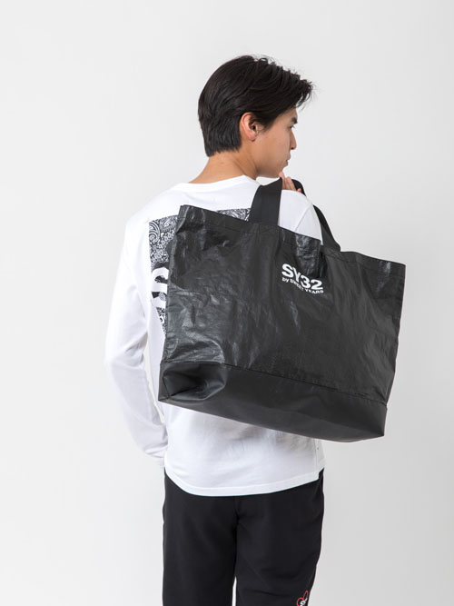 【LINNELL'S】×TARPAULIN SHOPPING BAG