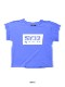【WOMEN'S】ROLL UP BOX LOGO TEE