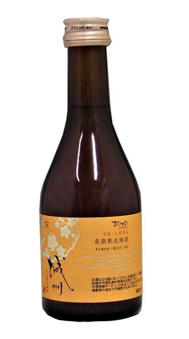 京都府城陽市のまるで桃のような梅「城州白」の梅酒