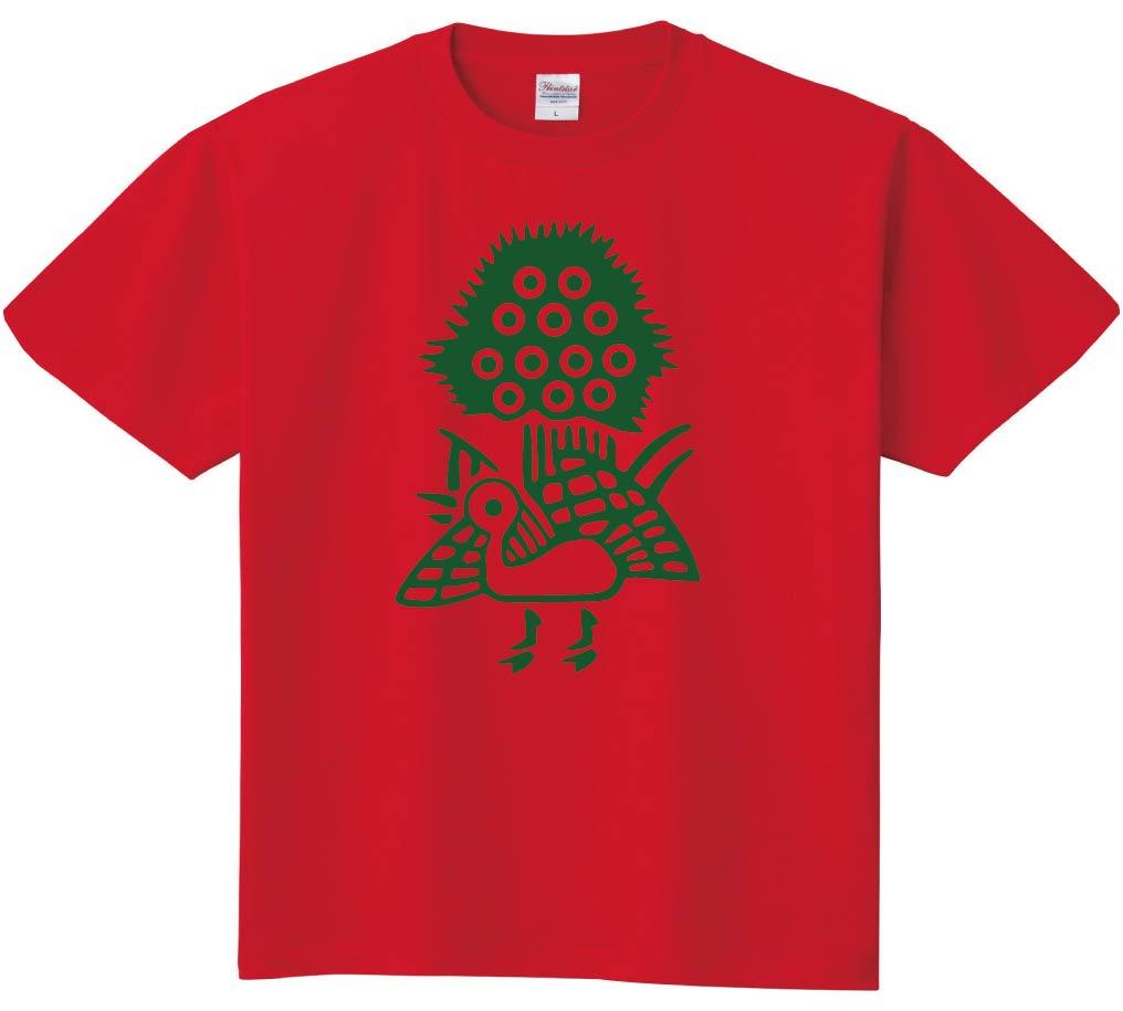 一索 麻雀 半袖Tシャツ