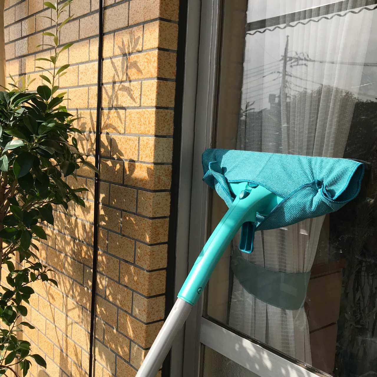 【窓とお風呂、水回りのお掃除に!】ライフハイト ピコスプレーウインドウ & マイクロファイバーパット & マイクロテッククロス & バスタブグローブ 4点セット