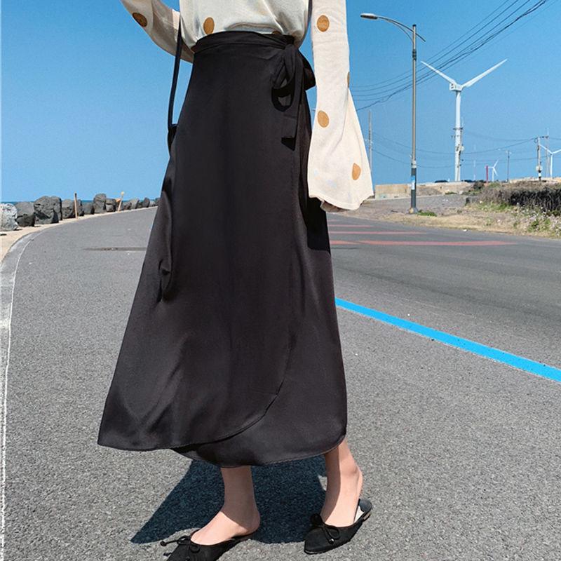チューマキシラップスカート