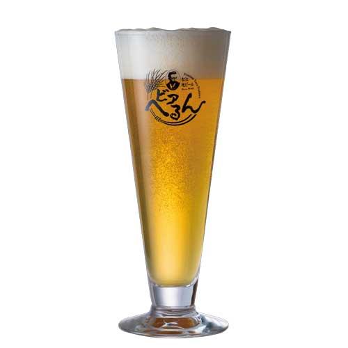 【 松江ビアへるん 】 ピルスナーグラス 250ml ビアへるんオリジナルロゴ入り ( ビールは含まれません ) 常温配送
