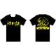 【 松江ビアへるん 】 麦酒呑み職人 ( Drinking STAFF ) Tシャツ ビアへるん サイズ:S 〜 XXL オリジナルロゴ入り 常温配送