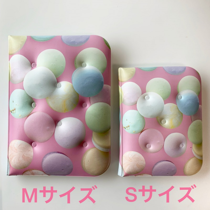 LighTreeドリーミィー まくら クッション ノート【ピンクマカロン  Mサイズ】