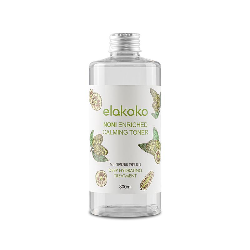【会員さま50%オフ】エラココ ノンエンリッチドカーミングトナー(化粧水)