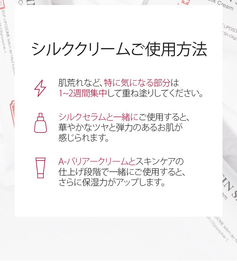 エルツティン シルククリーム+ シルクセラム セット