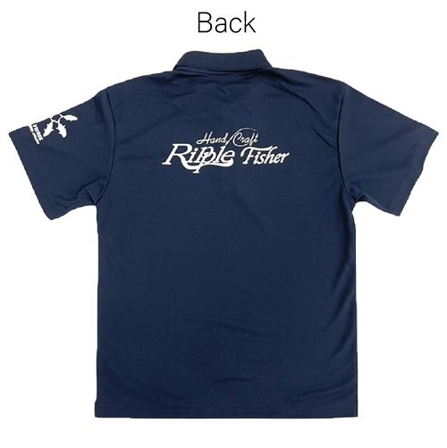 RippleFisher Original ドライポロシャツ