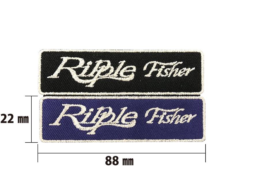 RippleFisher Original ワッペン