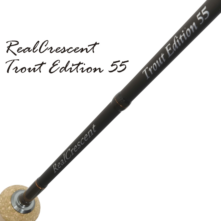 RealCrescent Trout Edition 55