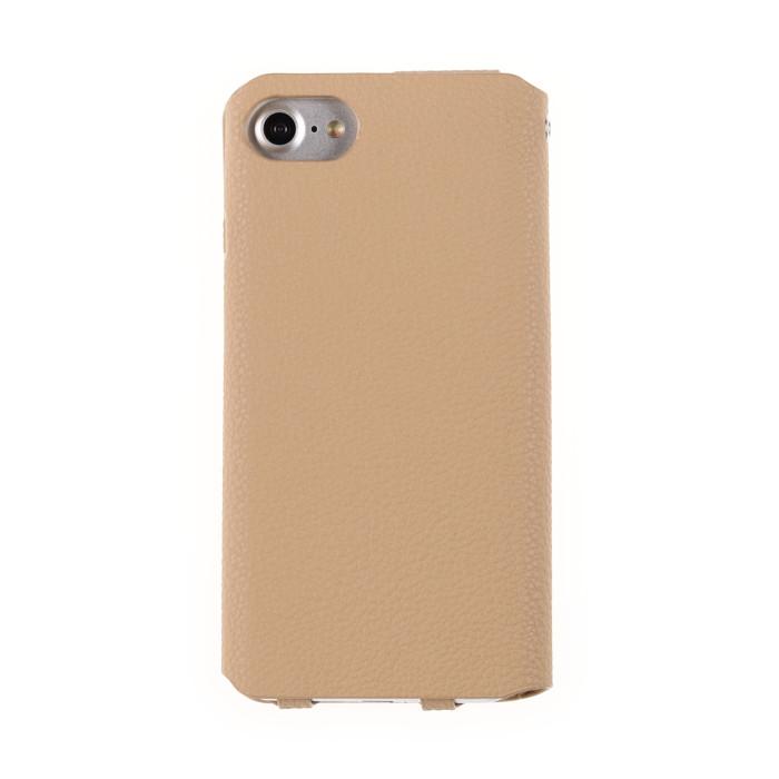iPhone 8/7/6s/6 手帳型スマホケース Simple Case Beige[ベージュ] Bellezza Calma[ベレッツァカルマ]