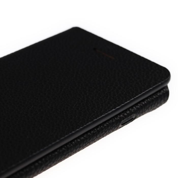 iPhone 8/7/6s/6 手帳型スマホケース Simple Case Black[ブラック] Bellezza Calma[ベレッツァカルマ]