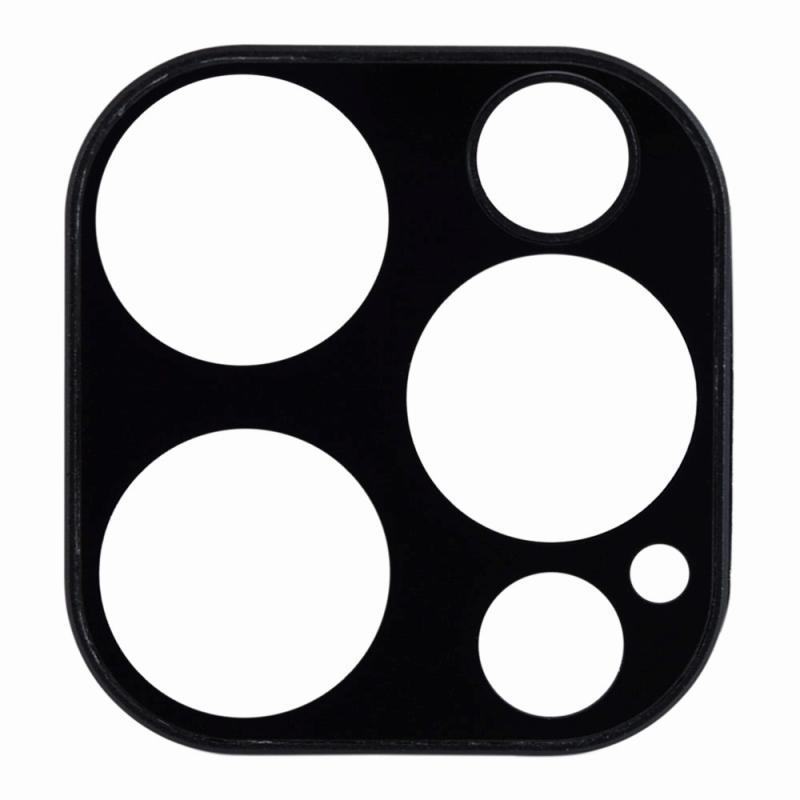 【Bellezza Calma】iPhone 12 Pro カメラ保護ガラス BK  Bellezza Calma[ベレッツァカルマ]
