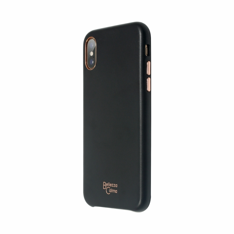 【Bellezza Calma】LOLLY CASE iPhoneXs/X BLACK
