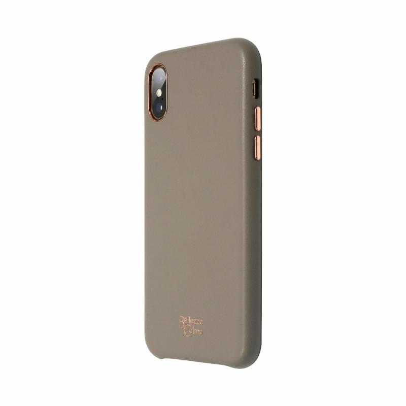【Bellezza Calma】LOLLY CASE iPhoneXs/X GRAY