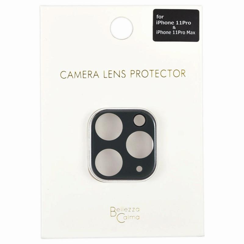【Bellezza Calma】iP11Pro・ProMax カメラ保護ガラス KH  Bellezza Calma[ベレッツァカルマ]