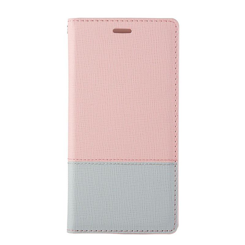【Bellezza Calma】2 Tone for iPhone X/XS Pink