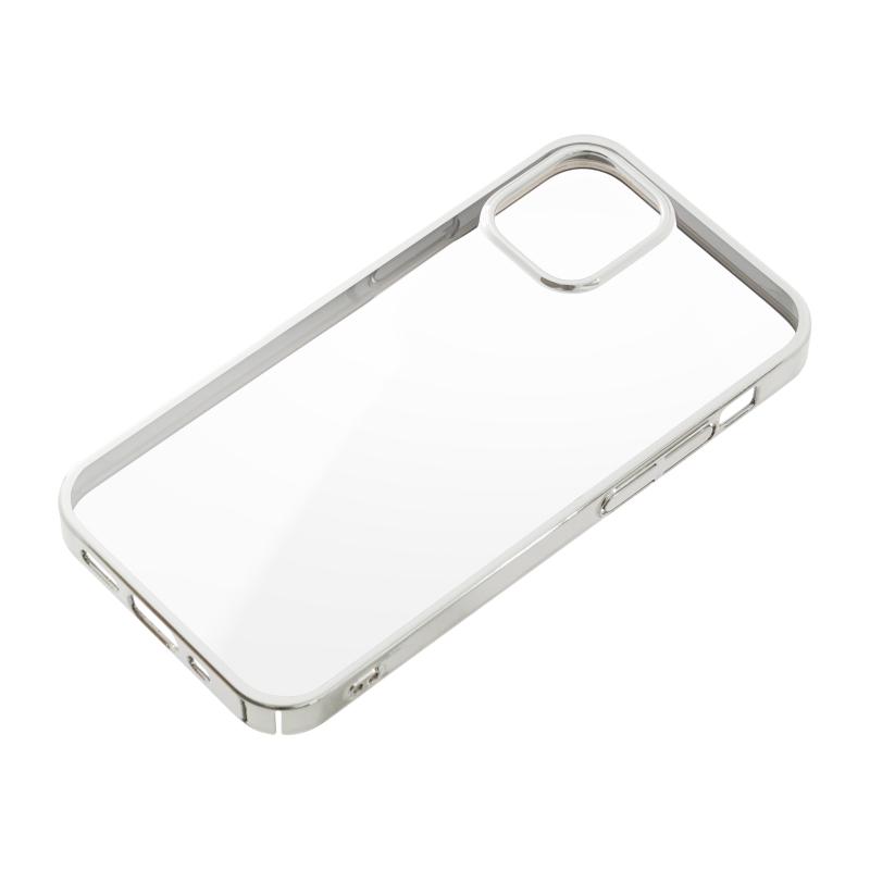 【Bellezza Calma】サイドメッキ iPhone 2020(5.4)SV  Bellezza Calma[ベレッツァカルマ]