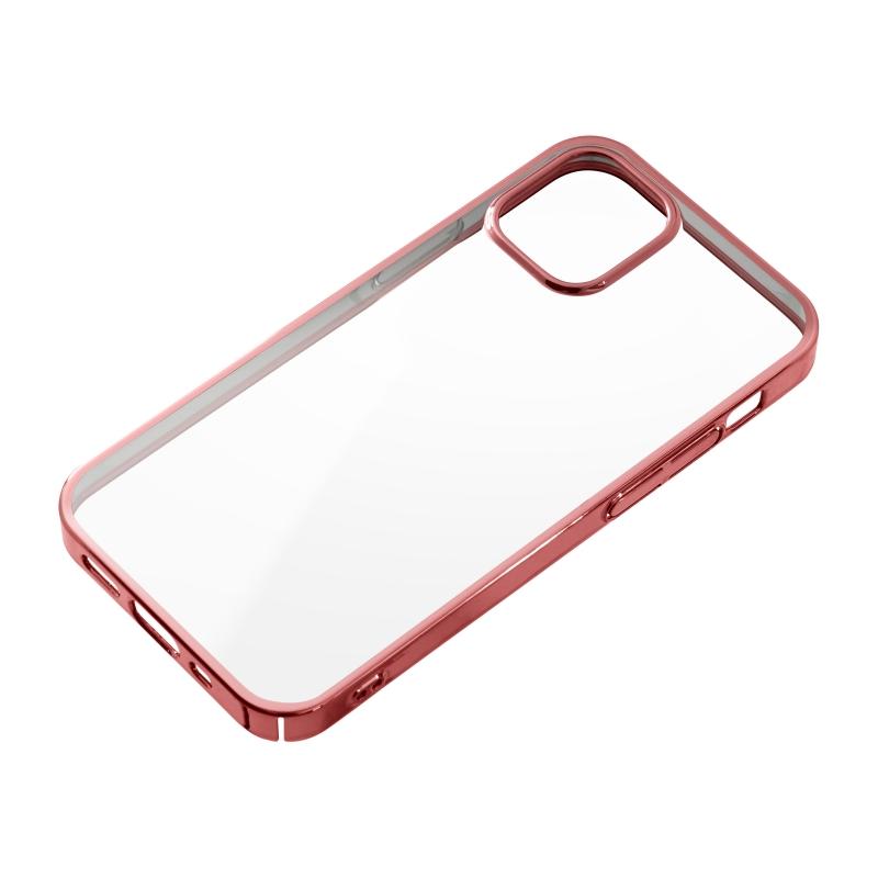 【Bellezza Calma】サイドメッキ iPhone 2020(5.4)RGD  Bellezza Calma[ベレッツァカルマ]
