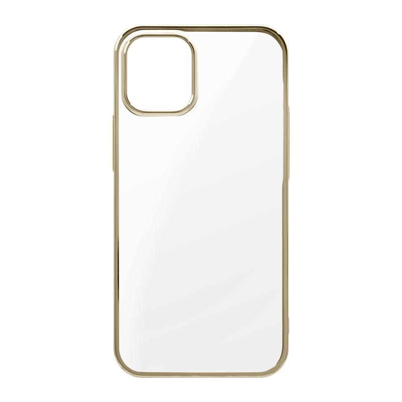 【Bellezza Calma】サイドメッキ iPhone 2020(5.4)GD  Bellezza Calma[ベレッツァカルマ]