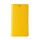 【Bellezza Calma】iPhoneX/xs Leather Yellow