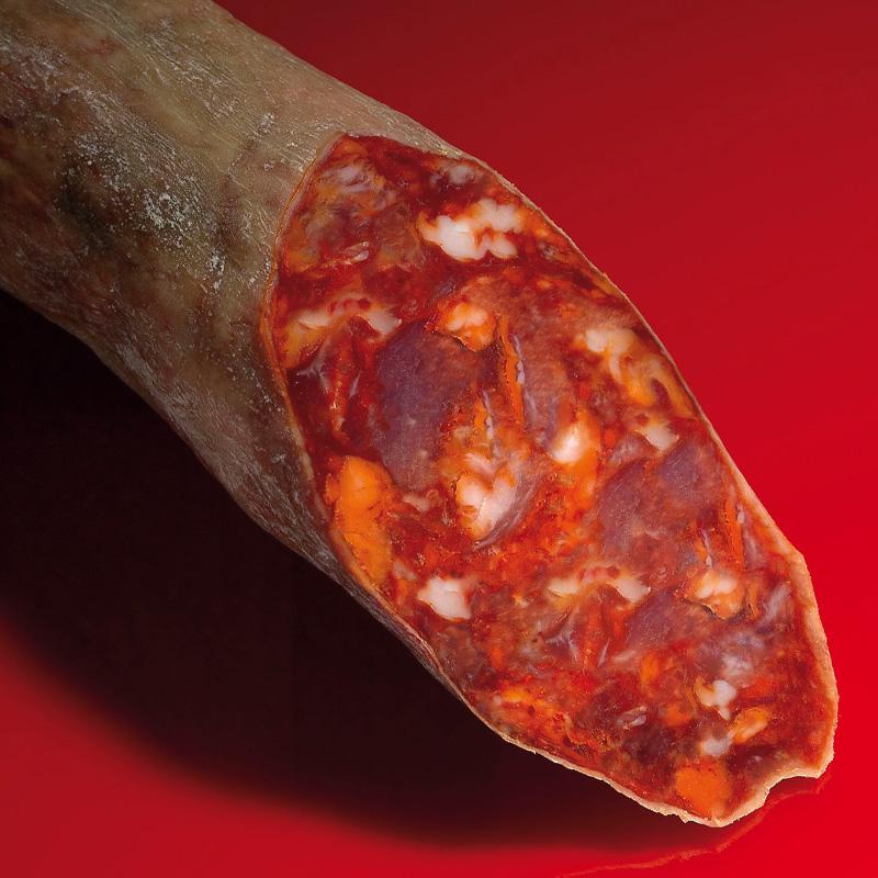 チョリソー・イベリコ・ベジョータ>Chorizo Iberico de Bellota