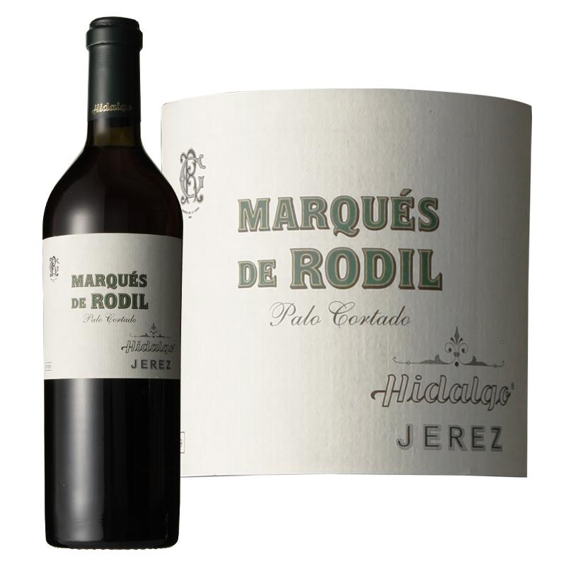 マルケス・デ・ロディル・パロ・コルタド>Marques De Rodil Palo Cortado