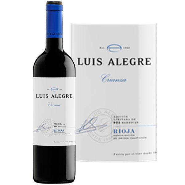 ルイス・アレグレ・クリアンサ>Luis Alegre Crianza