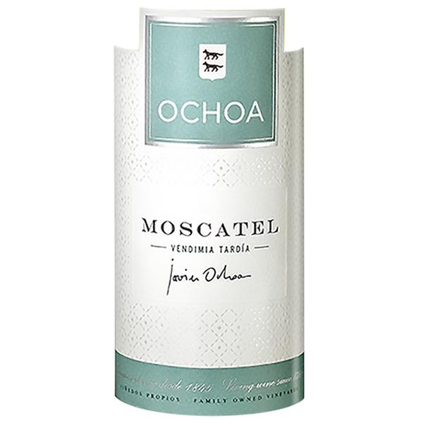 オチョア・モスカテル 500ml>Ochoa Moscatel