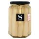 ナヴァラ産アスパラガス水煮 瓶詰2000g>Esparrago blanco extra