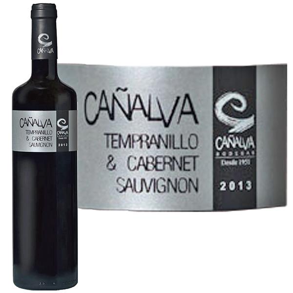 カニャルバ・テンプラニーリョ・カベルネソーヴィニヨン>Canalva Tempranillo Cabernet Sauvignon