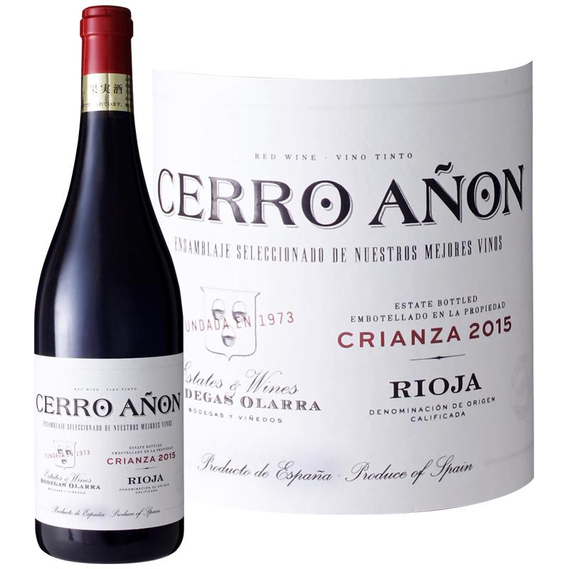 セロ・アニョン・ティント・クリアンサ>Cerro Anon Crianza