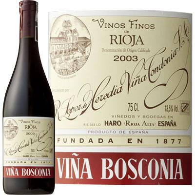 ボスコニア・ティント・レセルバ>Bosconia Tinto Reserva
