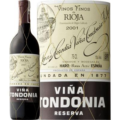 トンドニア・ティント・レセルバ>Tondonia Tinto Reserva