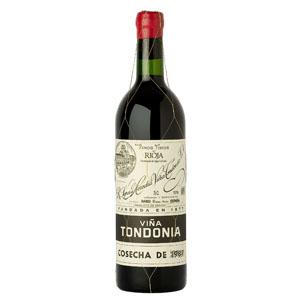 トンドニア・ティント・グラン・レセルバ 1947>Tondonia Tinto Gran Reserva 1947