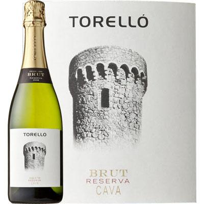 トレジョ・ブリュット 750ml>Torello Brut Reserva 750ml