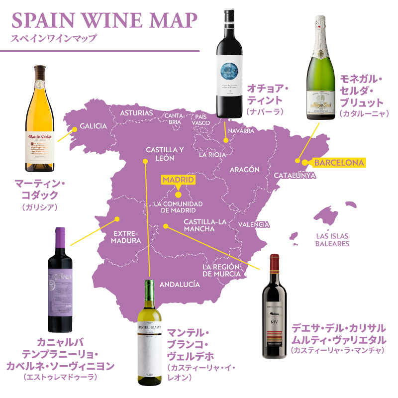 【31%OFF&送料無料】>6月におすすめのお得なワインセット>ワインアドバイザーが選ぶ6本1万円セット