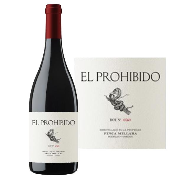 エル・プロイビド・ティント>El Prohibido