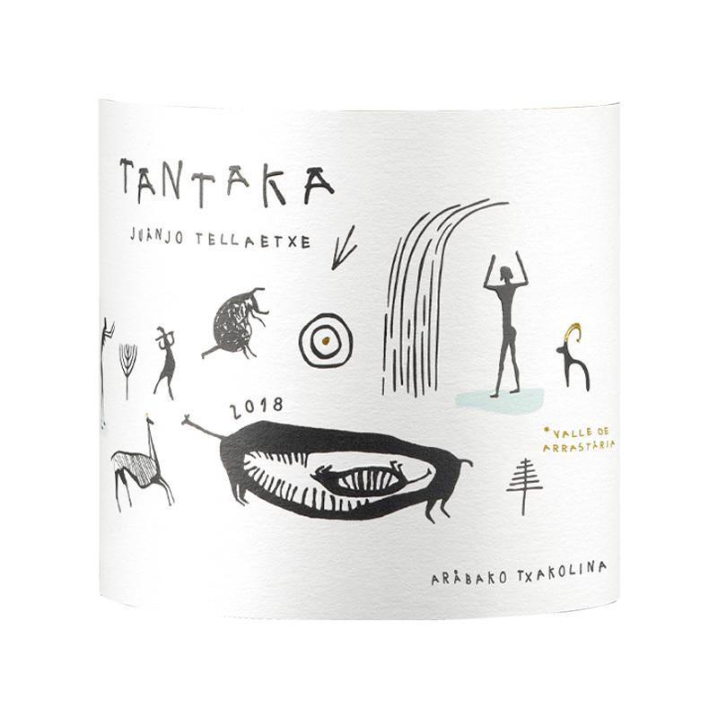 【2020年4月初入荷】>タンタカ・チャコリ>Tantaka Txakoli