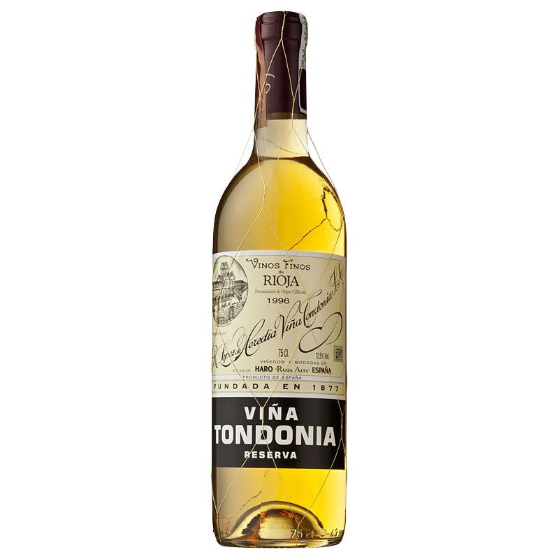 トンドニア・ブランコ・レセルバ>Tondonia Blanco Reserva