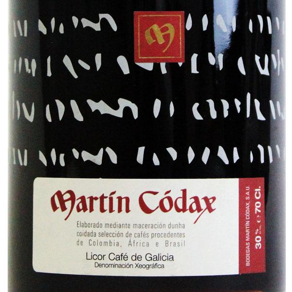 リコール・デ・カフェ(マーティン・コダック)> Licor de Cafe de Galicia