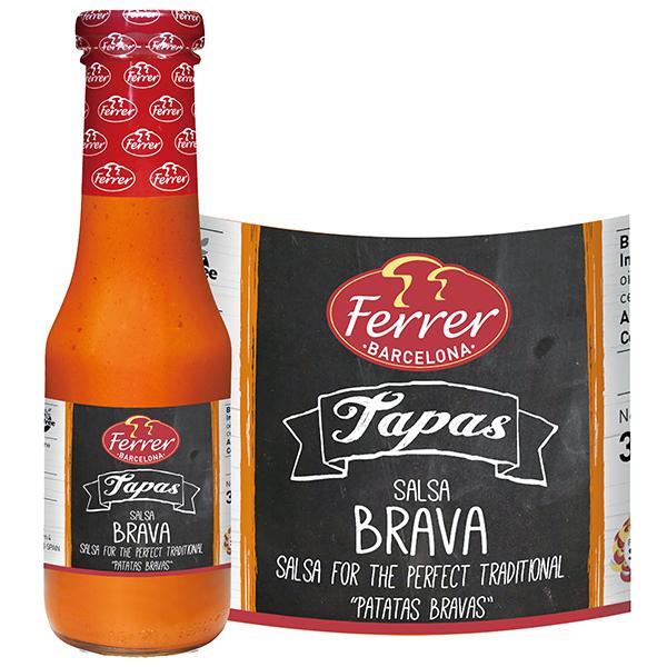 フェレール「サルサ・ブラバ」(ブラバソース)320g>FERRER SALSA BRAVA 320g
