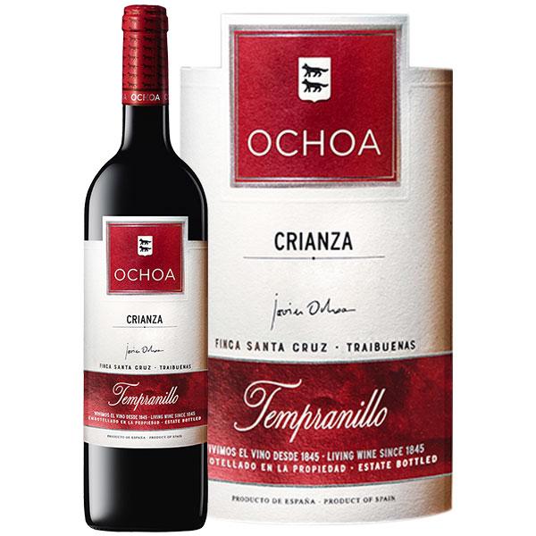 オチョア・クリアンサ>Ochoa Crianza